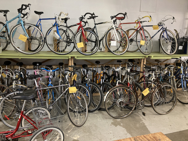 Re Cycles Our Bicycles